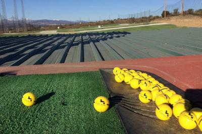 campo de tiro golf