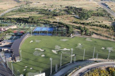 campo de golf el estudiante